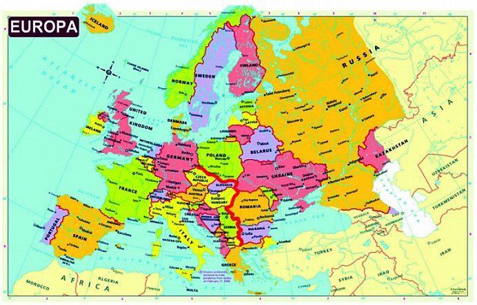 Traseul refugiatilor catre Europa SE MUTA PRIN Romania! Vezi judetele CELE MAI AFECTATE!