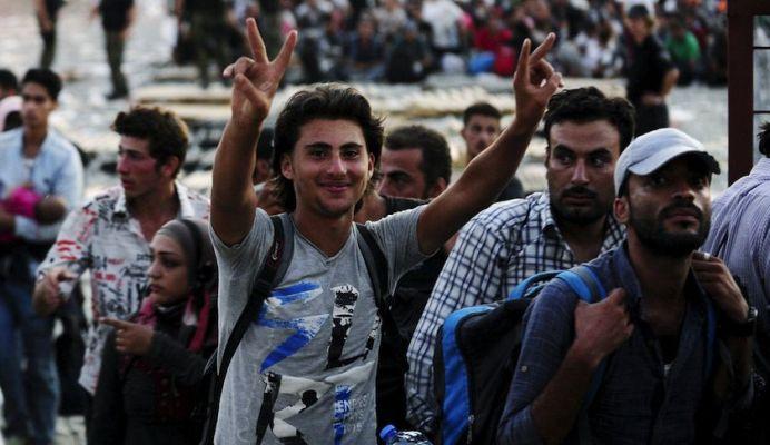 Primii refugiati sirieni SUNT REPARTIZATI astazi in Romania! Vezi ce oras ii va gazdui!