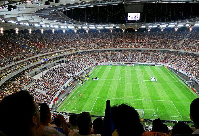 Au construit Arena Nationala DEGEABA! Meciul Romania-Spania se joaca la Cluj-Napoca!