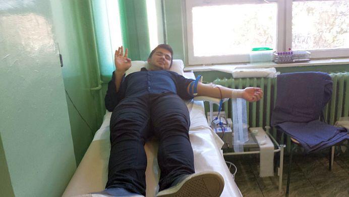 Cine a fost cu adevarat Radu Sienerth, cea de-a 64 de victima a TRAGEDIEI din Colectiv! A luptat patru luni pentru VIATA!