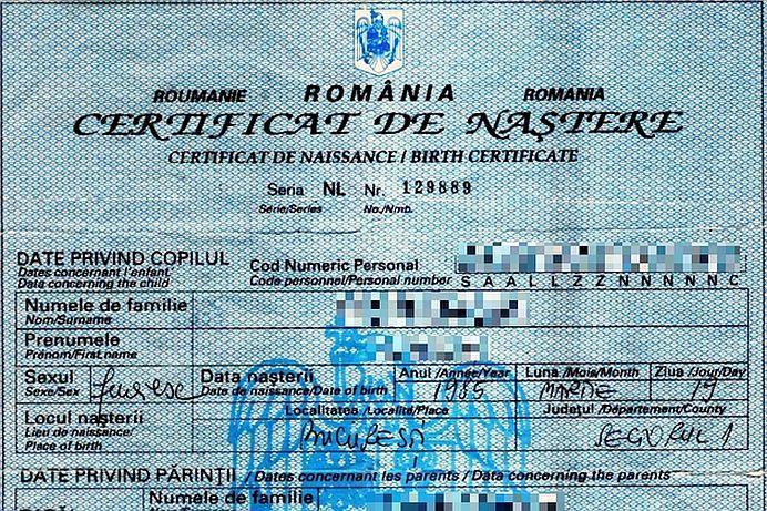 Premierul Ciolos E DECIS SA ELIMINE certificatul de nastere! Vezi ce alte acte ar putea sa dispara!