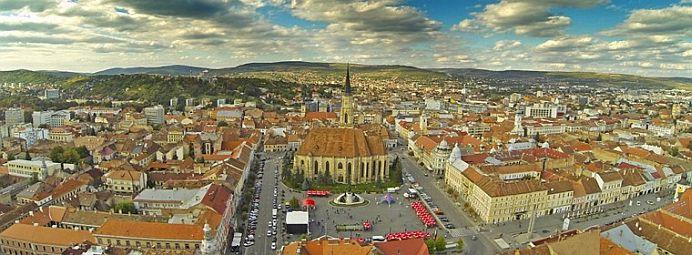 Primul oras din Romania care CONTESTA SUPREMATIA economica a Bucurestiului!