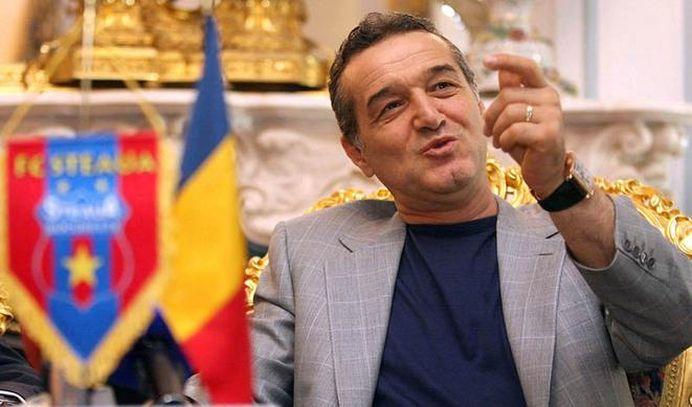Becali rade de Ghita cu gura pana la urechi: Cum sa ai SUTE DE MILIOANE de euro si sa te scunzi in Serbia?! Cum!?