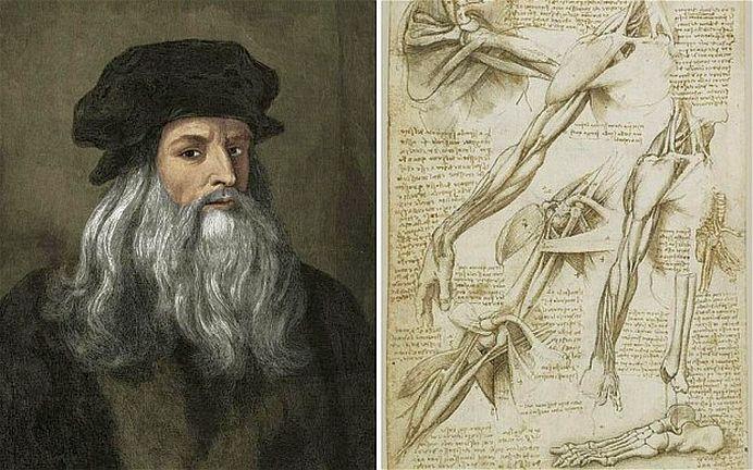 Incredibilul de EFICIENT program de somn al lui Leonardo da Vinci! Iti asigura o eficienta MAXIMA de lucru!