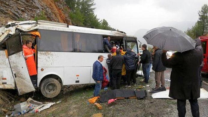 VIDEO CUTREMURATOR! Doi romani MORTI in Turcia!