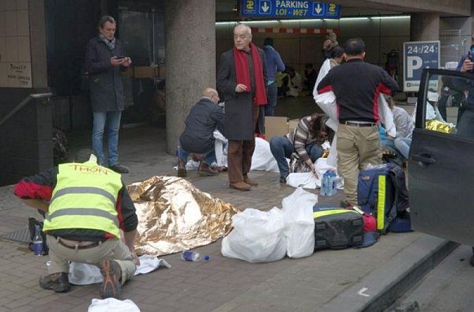 ATENTIONARE MAE pentru toti romanii din Belgia: Sunati AICI daca aveti nevoie de AJUTOR!