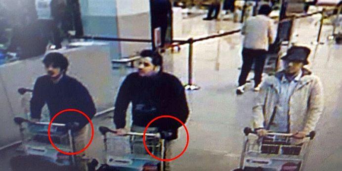 Teroristii din Bruxelles au fost IDENTIFICATI: Sunt doi frati pe care POLITIA II CUNOSTEA!