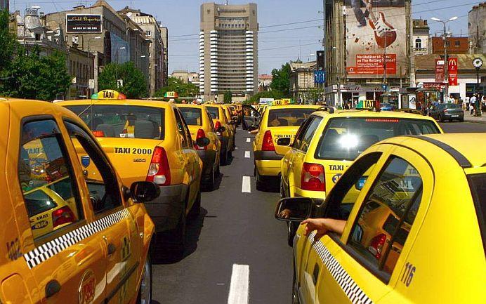 Lovitura DURA pentru toti taximetristii din Romania! Toti vor trebui sa faca asta!