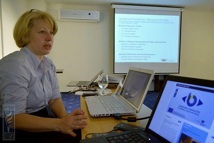 Ciolos TAIE IN CARNE VIE! A dat-o afara pe Ana Raducu, ministrul Fondurilor Europene!