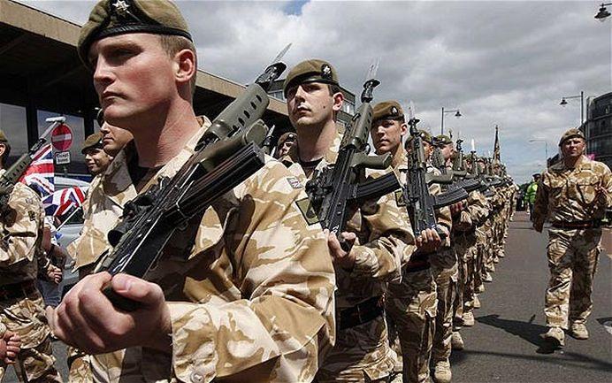Marea Britanie INCEPE un nou razboi in lume!