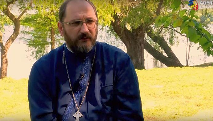 VIDEO – Părintele Necula: Îi văd pe oameni foarte triști, e foarte periculos prin ce trecem!