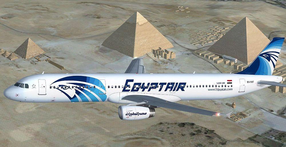 Mesaj INFIORATOR descoperit scrijelit pe fuselajul aeronavei Egyptair care s-a prabusit!