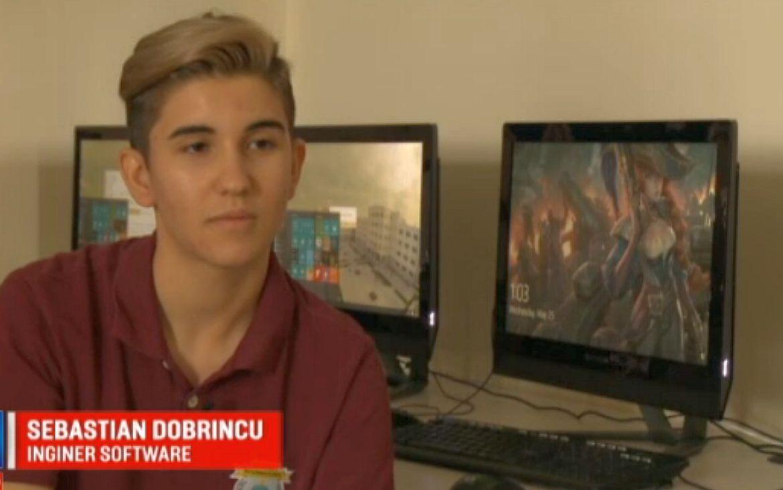 La doar 17 ani, Sebastian este deja unul dintre cei mai buni IT-sti din lume! Fondatorul Facebook, Mark Zukerberg, L-A CHEMAT la el in birou!