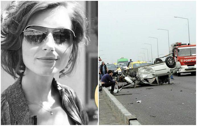 Abia acum s-a aflat! O jurnalista de la PRO TV A MURIT in accidentul de joi seara de la IKEA!