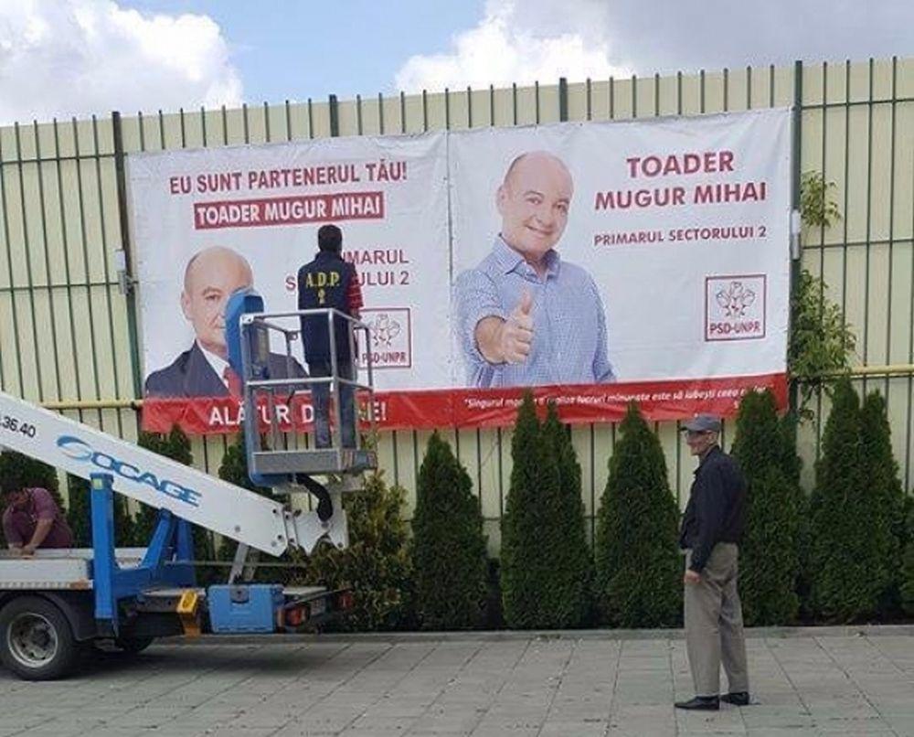 Scandal URIAS in Sectorul 2: Dovada CLARA ca Mugur Toader, candidatul PSD la primaria Sectorului, a INCALCAT LEGEA!