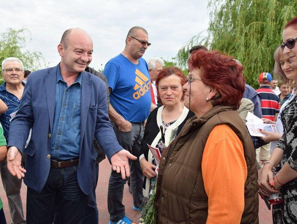 Candidatul PSD la primaria Sectorului 2, Mugur Mihai Toader, SI-A MINTIT IN FATA proprii alegatori!
