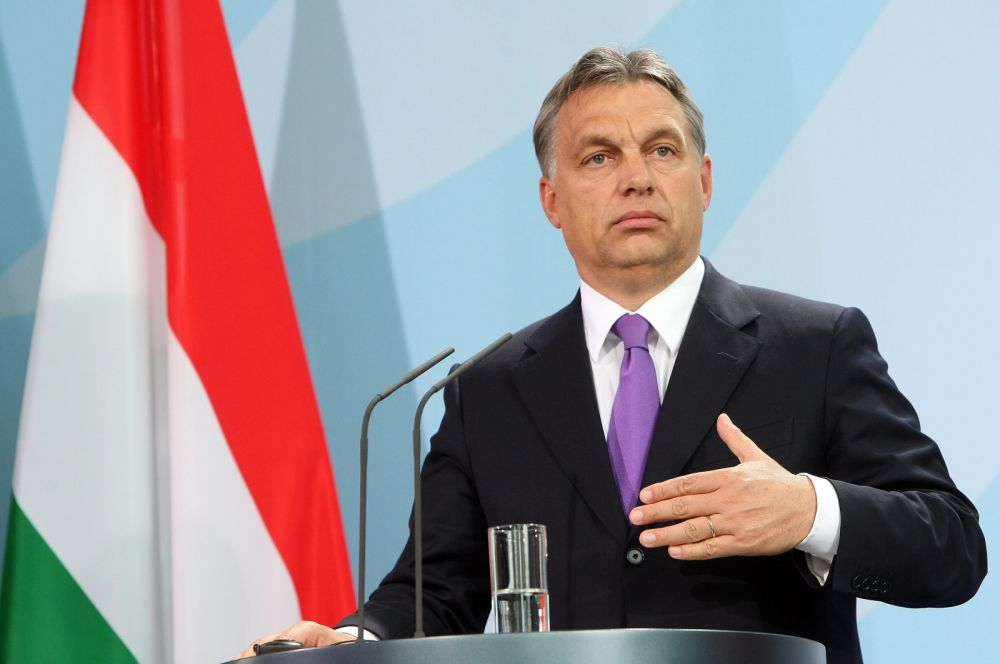 SOC la Budapesta: Ungaria vrea sa iasa din Uniunea Europeana! Orban: Vom continua pe propriul drum!