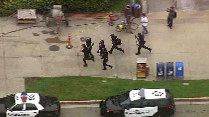 A TRAS in studenti! Atac ARMAT intr-unul dintre cele mai mari campusuri studentesti din SUA!