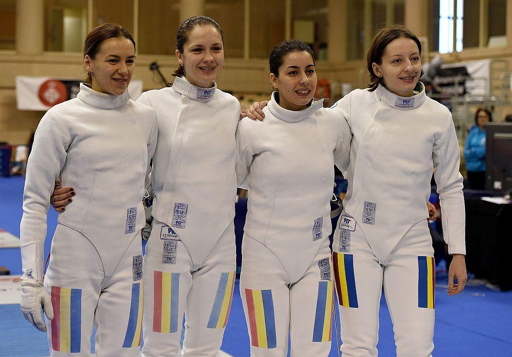 AUR pentru Romania la Jocurile Olimpice! Am batut China in finala!
