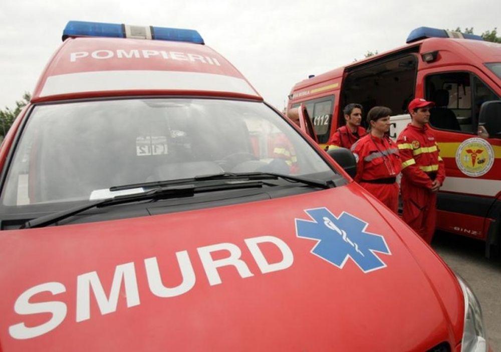 Cunoscut cantaret roman implicat intr-un grav accident de circulatie! A fost transportat de urgenta la spital!