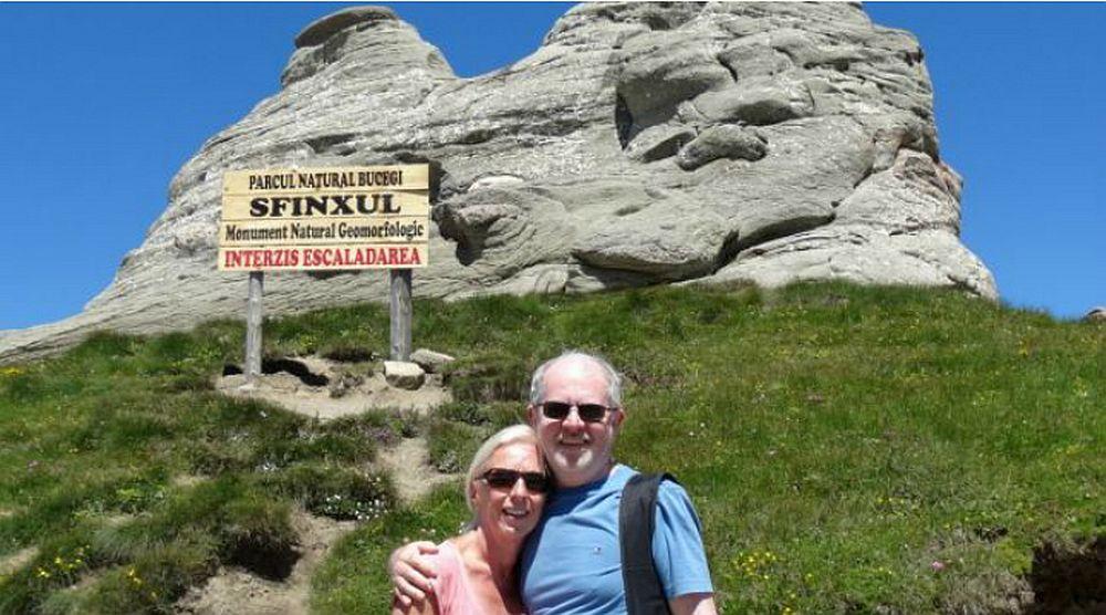Cuplu de turisti irlandezi dupa o luna in Romania: Ne-am simtit mai bine decat saptamana trecuta in Paris! Exceptional!