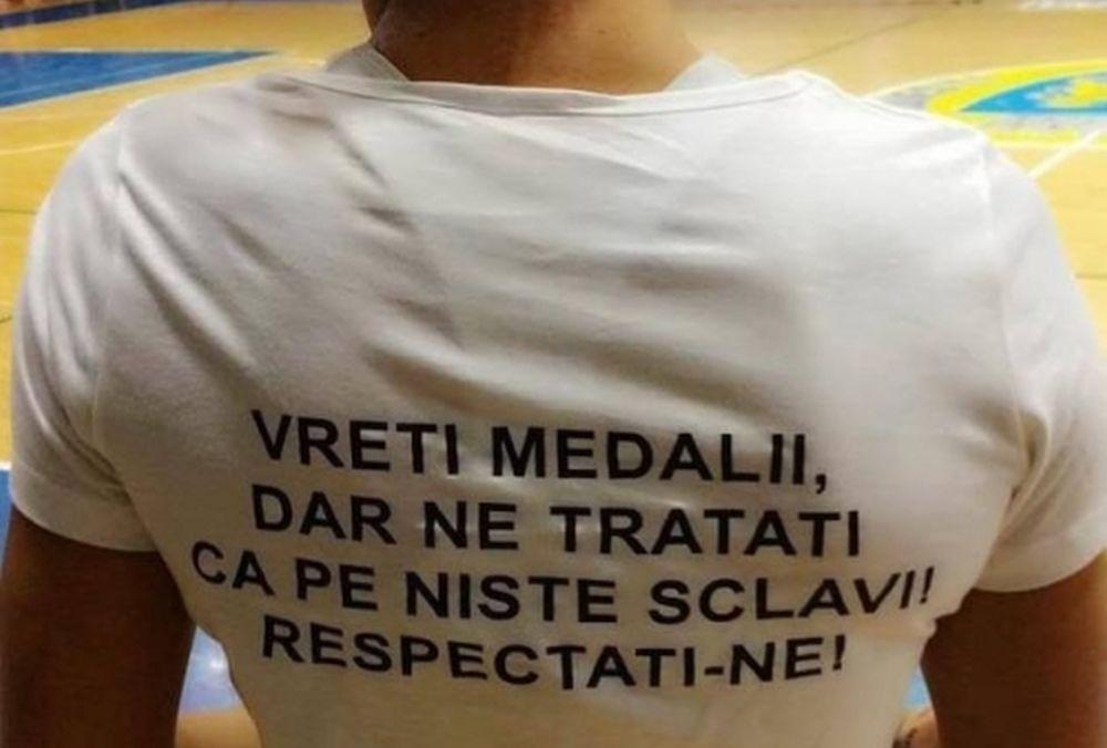 O sportiva cunoscuta a Romaniei se REVOLTA: Vreti medalii dar ne tratati ca pe niste SCLAVI!