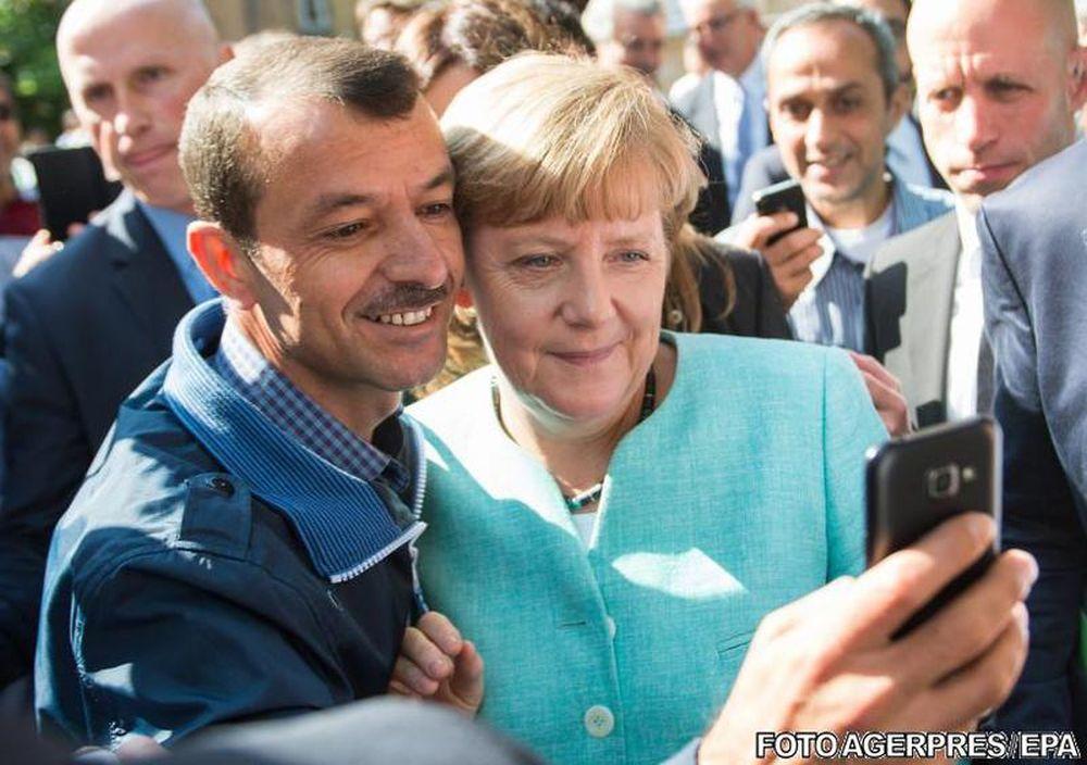 Angela Merkel: Nici eu nu vreau atat de multi lucratori romani! Dar daca inchidem granitele…