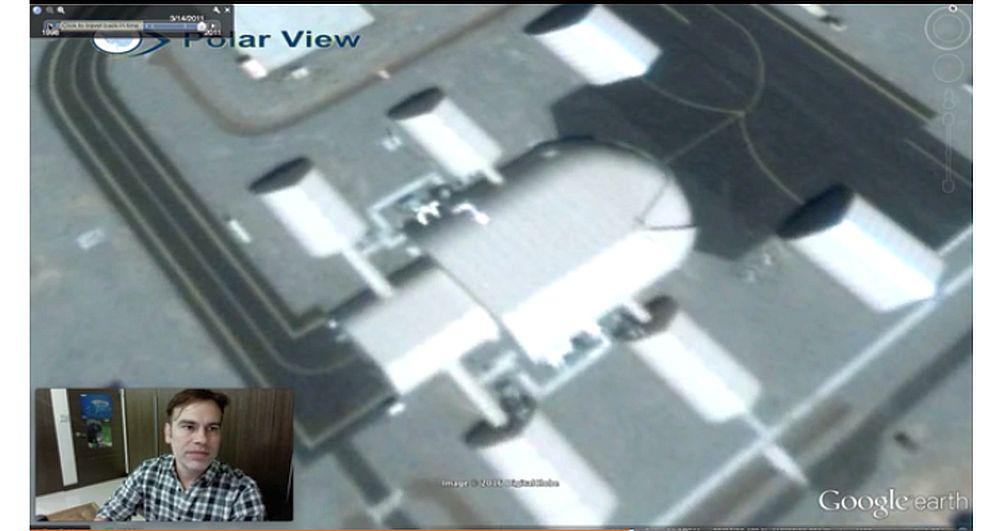 VIDEO – NASA acuzata ca ascunde un OZN imens! Google ar avea DOVEZILE!