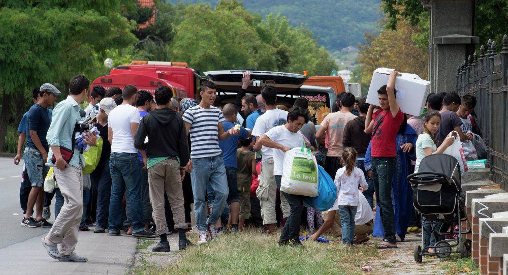 Tensiuni URIASE la granita de sud-vest a Romaniei! Refugiatii FORTEAZA intrarea in tara noastra!