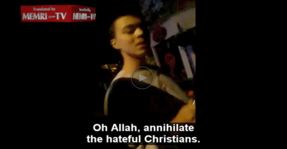 """VIDEO – URA din motive religioasa atinge COTE ULUITOARE in Europa! """"In numele lui Allah, ASASINATI toti CRESTINII!"""""""