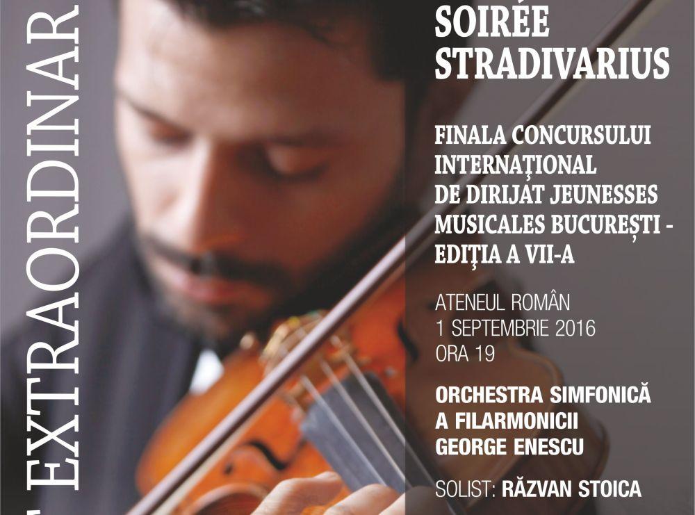 VIDEO LIVE – Cei mai buni tineri muzicieni ai lumii concertează la Sala Mare a Ateneului Român!