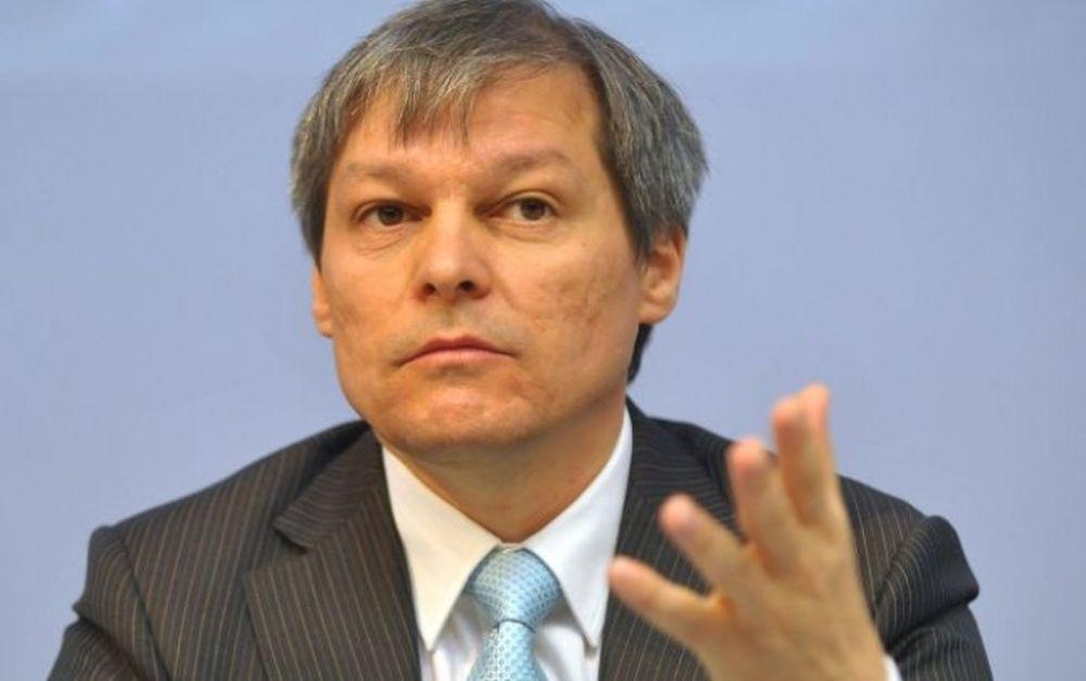 Dacian Ciolos: Balonul de promisiuni al PSD se gaureste! In buzunarul romanilor a ajuns mana care ia, nu care da!