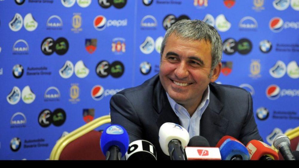 Hagi SOCHEAZA fotbalul romanesc: Vinde Viitorul Constanta!