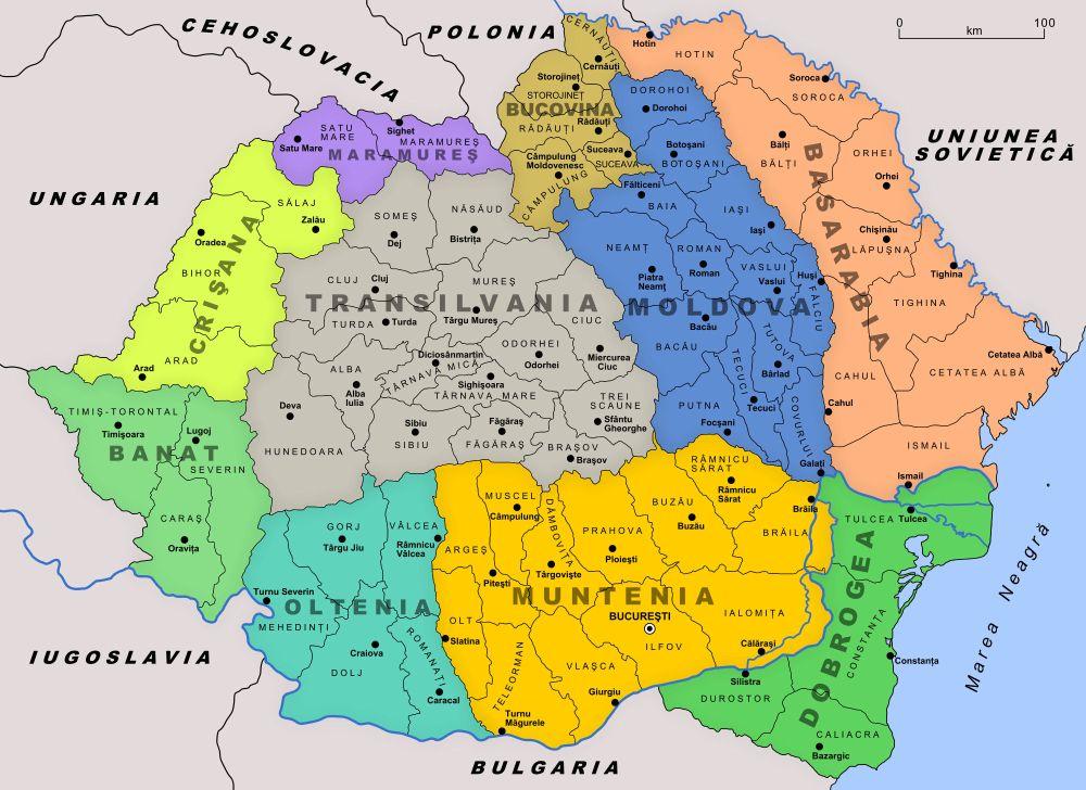 Te-ai intrebat vredodata de ce marile investitii ale Romaniei sunt concentrate in Ardeal? Planul secret de federalizare a Romaniei e IMPUS din afara!