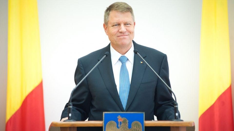 Mesajul presedintelui Iohannis de Anul Nou: Nu va pierdeti increderea in Romania!