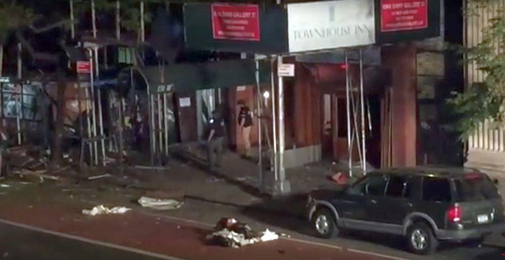 VIDEO – EXPLOZII in lant in centrul New York-ului! 29 de raniti, unii in stare GRAVA!
