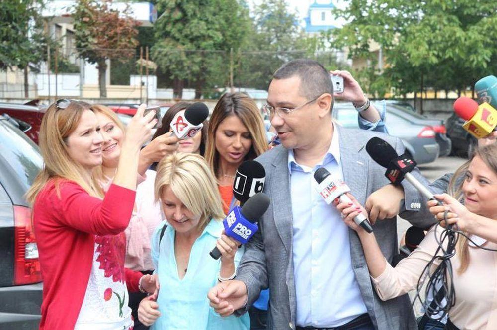 Victor Ponta la DNA! Noi acuzatii GRAVE la adresa fostului premier!