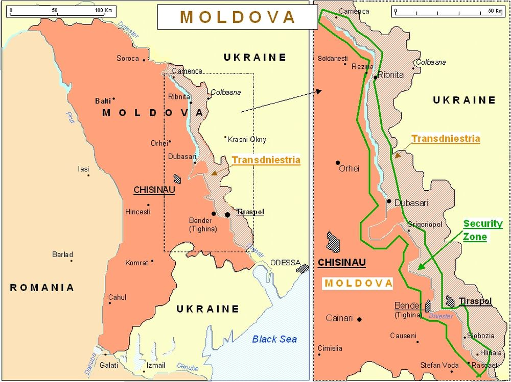 Rusia nu se multumeste doar cu anexarea Transnistriei! Mesajul OFICIAL de la Moscova!