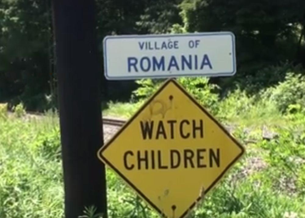 VIDEO – Unul dintre cele mai SARACE SATE din America se numeste ROMANIA!