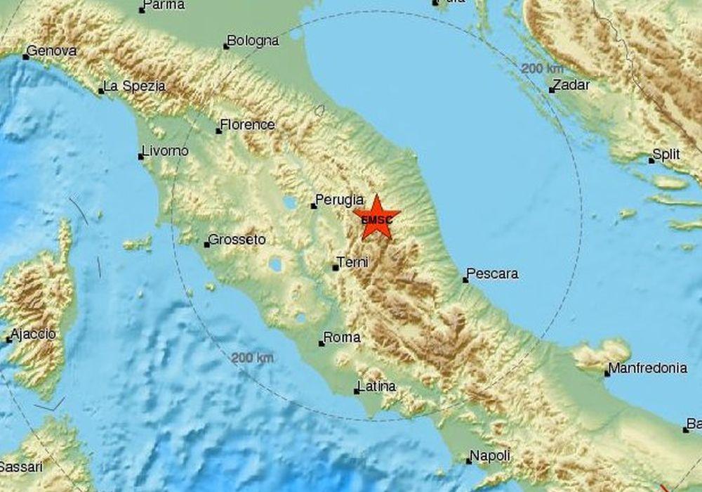 """VIDEO – Cutremur dupa cutremul in Italia, azi-noapte, cel mai mare de 6,1 grade Richter! """"Situatia e APOCALIPTICA""""!"""