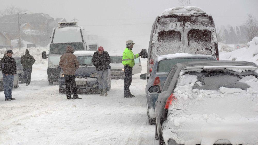 COD GALBEN de ninsoare! Meteorologii au anuntat cum va fi vremea in zilele urmatoare!