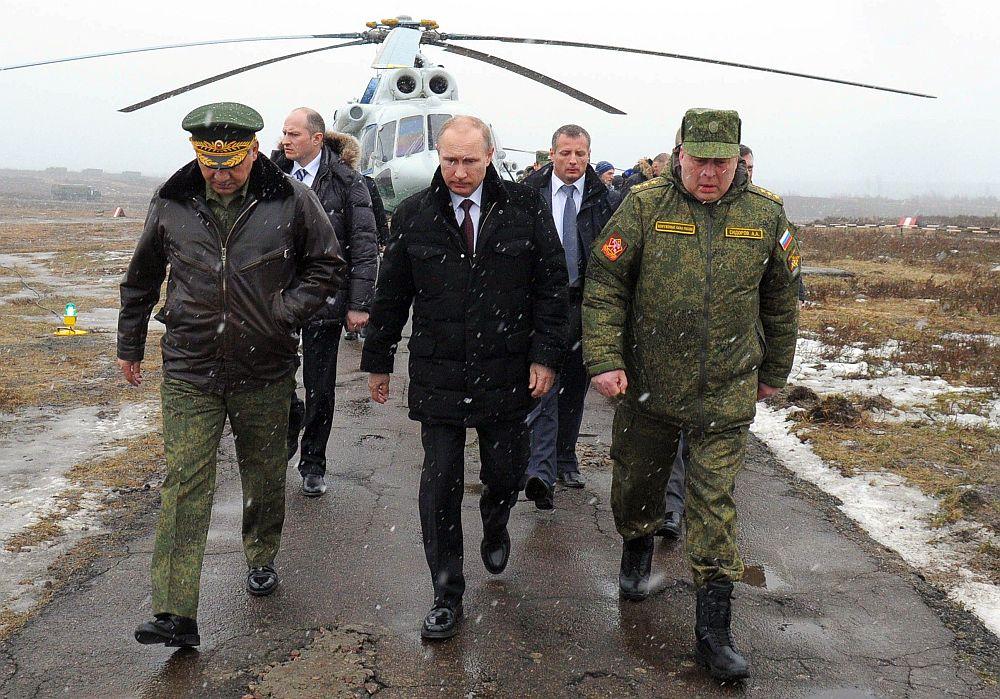 El va fi succesorul lui Putin la PRESEDINTIA Rusiei! Vezi de cand!