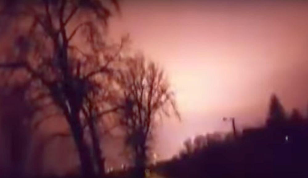 VIDEO – Fenomen INEXPLICABIL filmat pe cerul Romaniei!