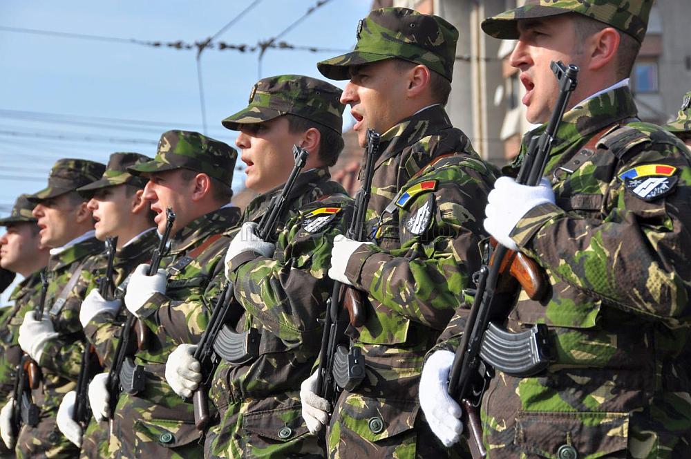 "1 ianuarie 2017 aduce o lege noua pentru Armata Romana! ""In maxim 3 luni incep RECRUTARILE!"""