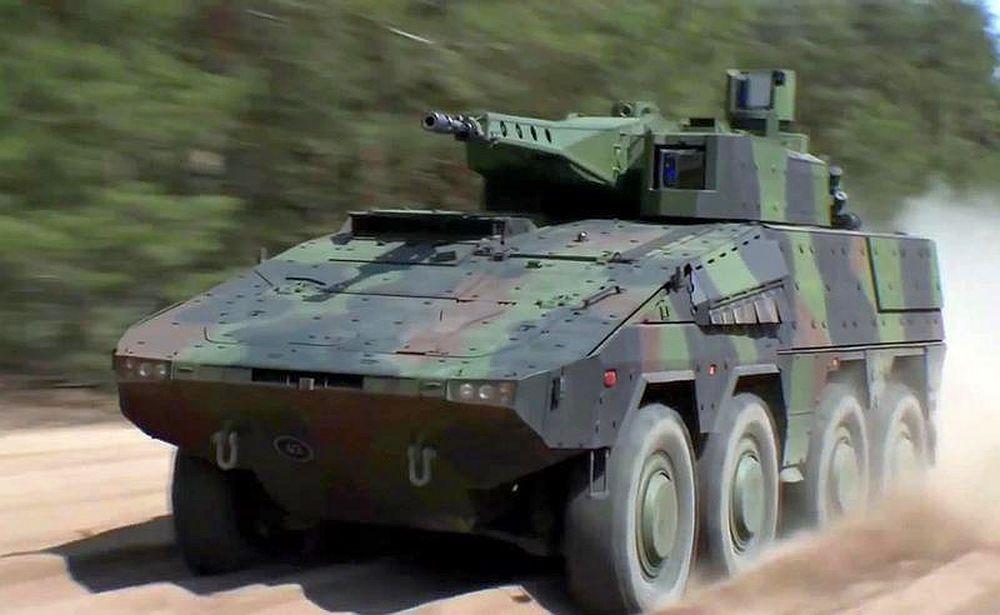Romania va construi la Uzina din Moreni, in parteneriat cu Germania, VEHICULE BLINDATE pentru NATO!