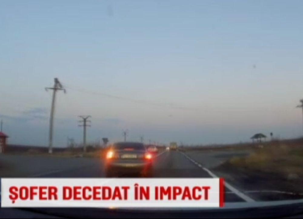 VIDEO – Accident MORTAL in Prahova surprins de camerele video!