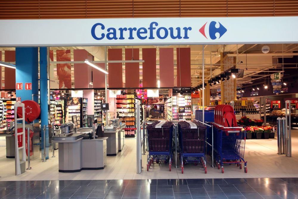 Doua mari hypermarketuri Carrefour vandute! Vezi la cine ajung!
