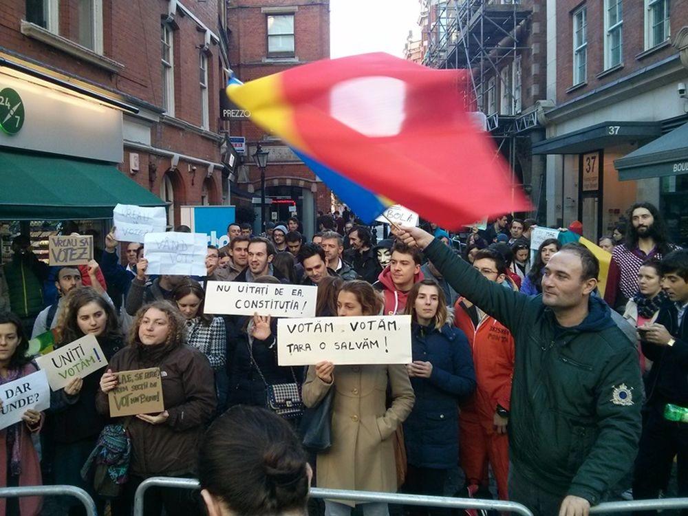 Cum voteaza DIASPORA? Mobilizare in Italia si Spania!