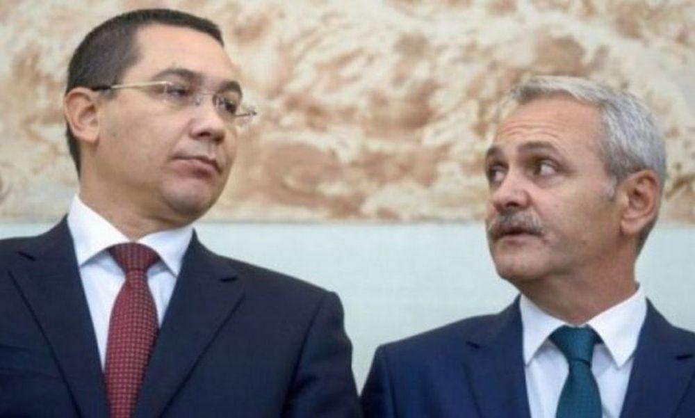Ponta arata situatia reala din PSD: În afară de Dragnea nu mai e nimeni la partid, el e singur, ceilalți aplaudă!