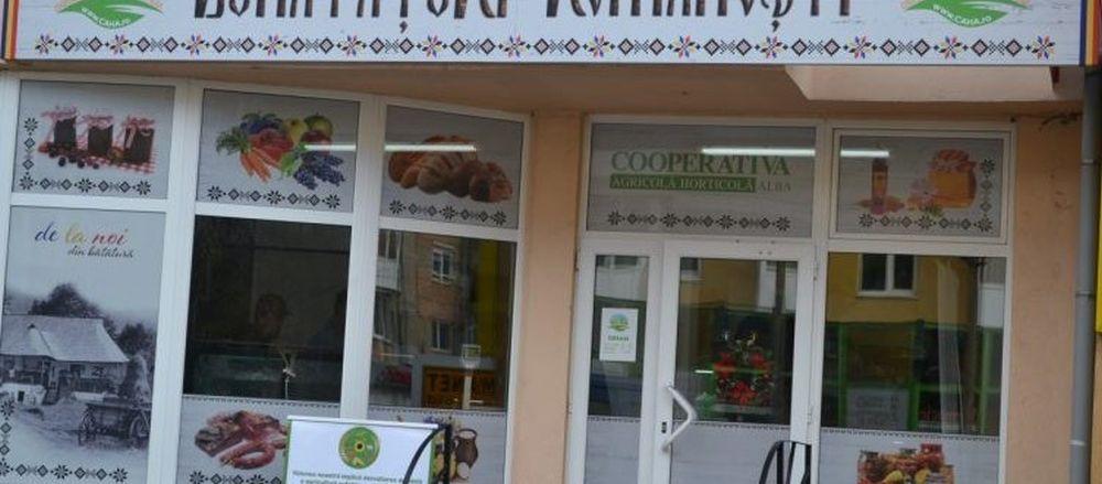 Exemplu pentru TOATA Romania: Fermierii din Alba s-au unit si au deschis un magazin cu 100 % produse romanesti, mai frumos ca orice supermarket!